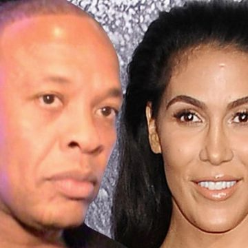 Dr. Dre's Wife Nicole Young Wants $2 Million a Month in Temporary Support