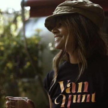 Halle Berry Van Hunt