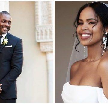 Idris and Sabrina Elba Create Relationship Lifestyle Brand
