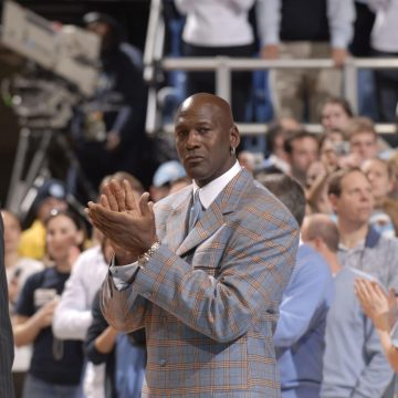 Michael Jordan to Start New NASCAR Team