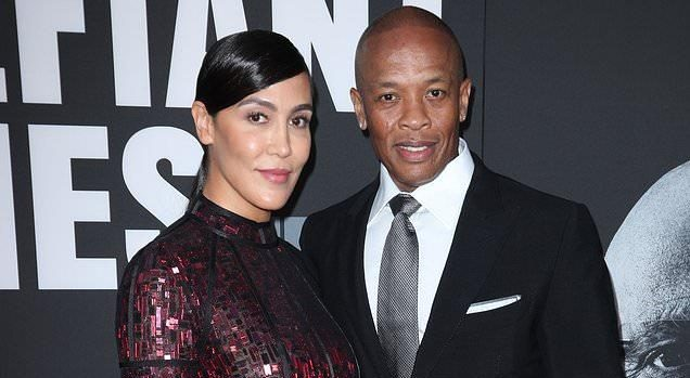 Dr. Dre and Nicole