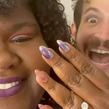 Gabby Sidibe is Engaged