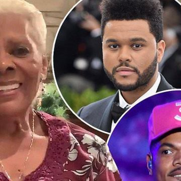 Dionne Warwick to Record With Chance the Rapper and The Weeknd