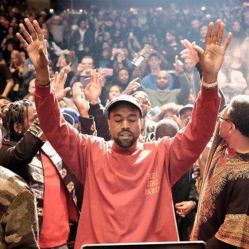Kanye West Named Billboard's Top Gospel Artist Ahead of Kirk Franklin