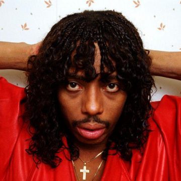 There's a Rick James Biopic in the Works