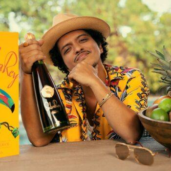 Bruno Mars Rum Sells Out in 2 Hours