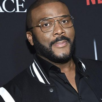 Tyler Perry Didn't Get His Absentee Ballot, so He Flew Home To Vote