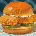 Popeye's Is Unveiling its Very First Fish Sandwich