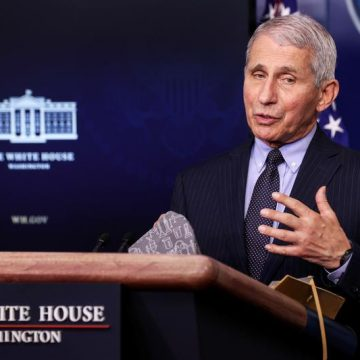Dr. Fauci Says We Could Return To Normal By Christmas