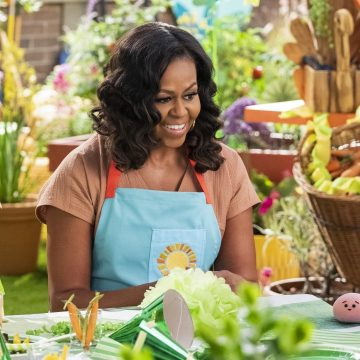 Michelle Obama Launching a Children's Show on Netflix