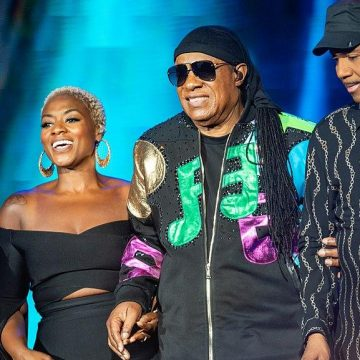 Stevie Wonder to Move From the United States to Ghana?