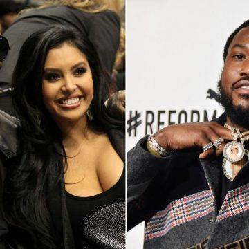 Vanessa Bryant Calls Out Meek Mill Over Disrespectful Lyrics