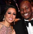 Tyrese and Samantha Gibson