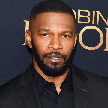 Jamie Foxx Will Play Mike Tyson in a New Series