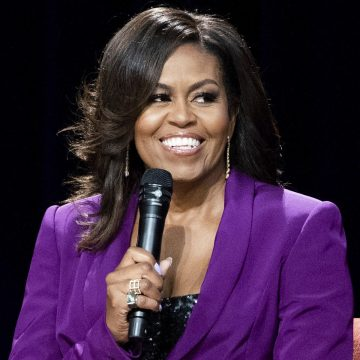 Michelle Obama and Others Urge Americans to Support Voting Rights