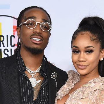Quavo and Saweetie Violent Elevator Altercation Caught on Video