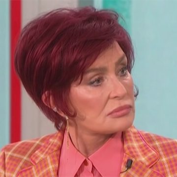 Reports Say Sharon Osbourne Got a $10M Payout