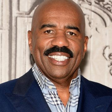 Steve Harvey Says He Tried Not to Like Michael B Jordan