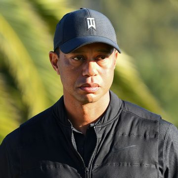 Tiger Wood Released From Hospital Back at Home