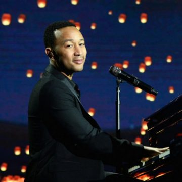 Walgreens Taps John Legend to Encourage Vaccinations