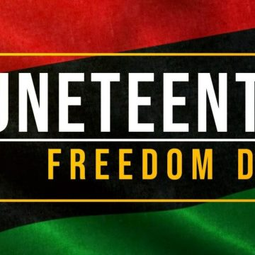 Senate Unanimously Approves Juneteenth as a Federal Holiday