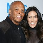 Dr,, Dre and wife Nicole
