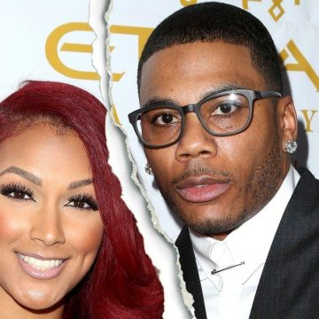 Nelly and Shantel Jackson Split After 6 Years