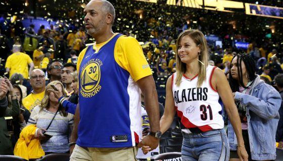 Steph Curry's Parents