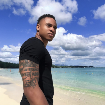 'Power' Star Rotimi Expecting First Child With Vanessa Mdee