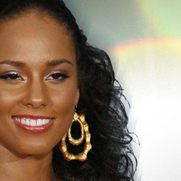 """Alicia Keys to Release Novel """"Girl on Fire"""""""