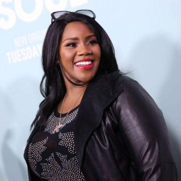 Kelly Price Speaks Out