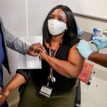 Racial Gap in US Vaccinations is Closing
