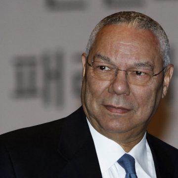 Colin Powell, Has Died Died