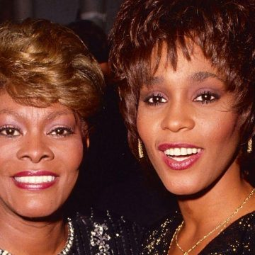 Dionne Warwick Not Cool With Whitney Biopic