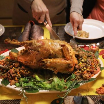 Experts say the Most Expensive Thanksgiving in History is on the Way
