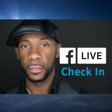 Quiet Storm Check In Live on Facebook with Sean Andre