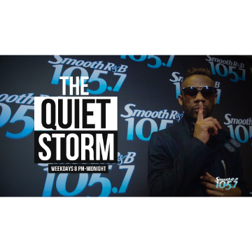 "Quiet Storm Quote Of The Night ~ ""Rain"""