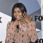 Taraji Cried So Hard After Her Fiancé's Proposal That Her Lashes Ended Up on the Floor