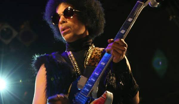 There's some authentic Prince merchandise getting ready to be auctioned