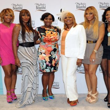The Braxtons Walk Out On Iyanla!