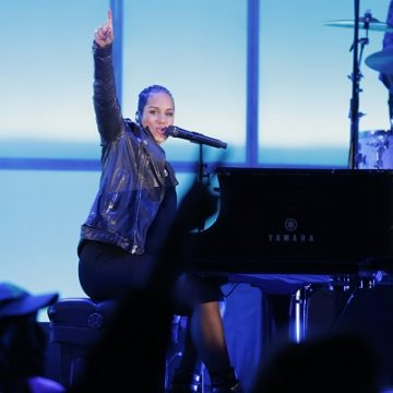 Alicia Keys Drops New Song & Star-Studded Video