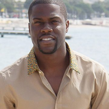 Kevin Hart Strips Down To His Underwear….For New Role!