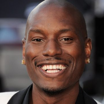 Tyrese Shares First Pix Of His New Baby Girl!