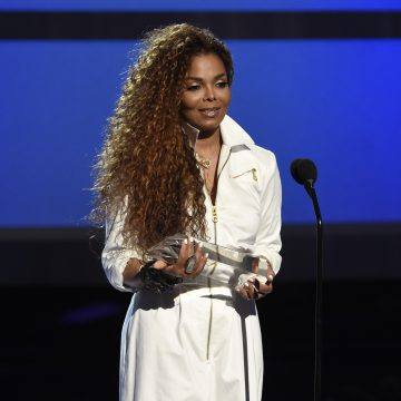 Janet Jackson Nominated For the 2019 Rock And Roll Hall Of Fame!