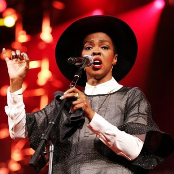 Lauryn Hill To Drop New Music Next Month!