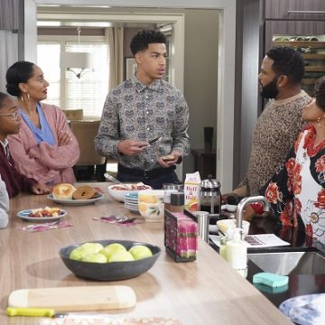FIRST LOOK: New Black-ish Spinoff Mixed-ish!