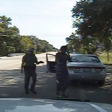 Sandra Bland Cell Phone Video Of Arrest Surfaces