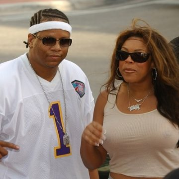 Kevin Hunter Seeks Alimony From Wendy Williams!
