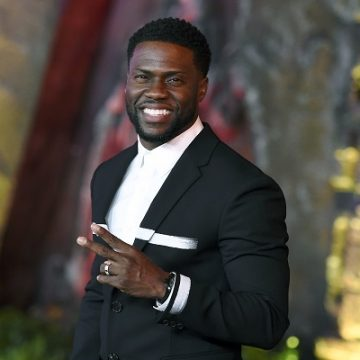 First Look: Kevin Hart's Netflix Documentary!