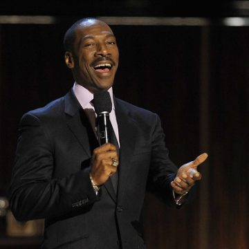 Eddie Murphy Returns To Saturday Night Live This Weekend!
